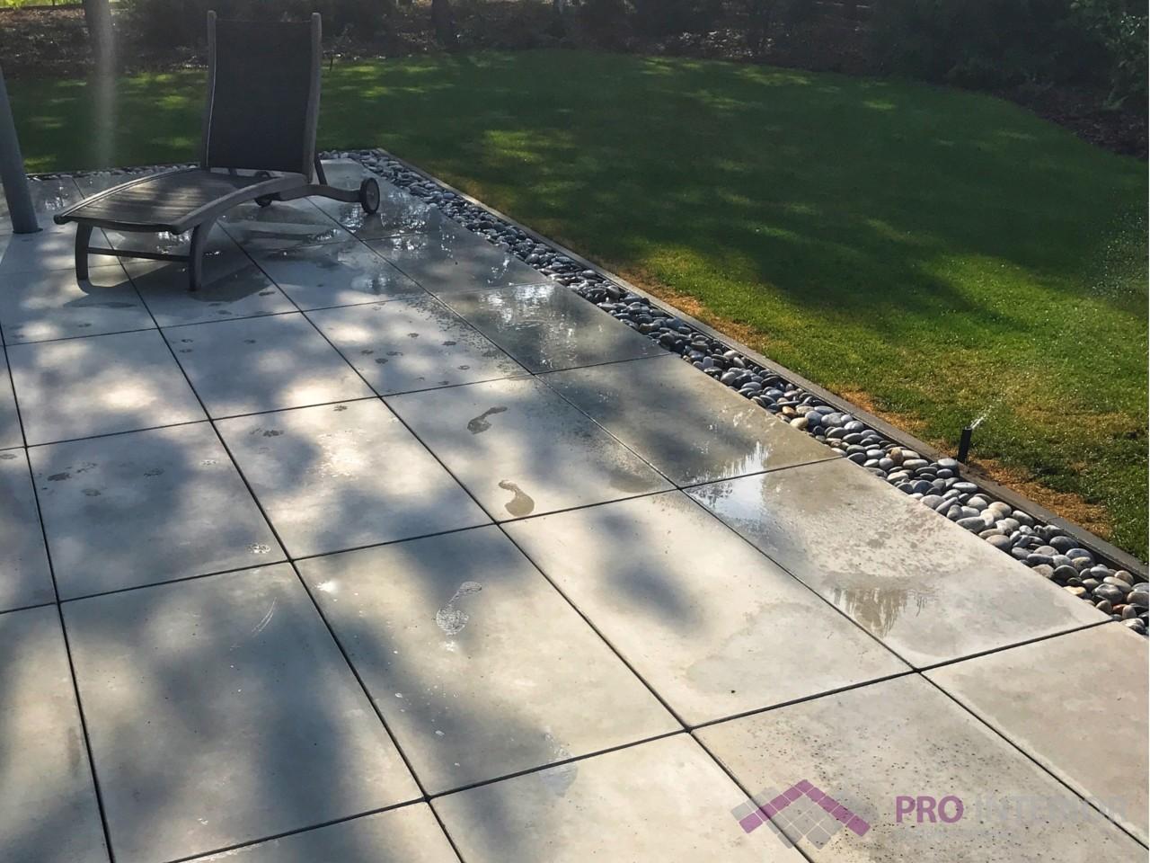 Płyty tarasowe - betonowe
